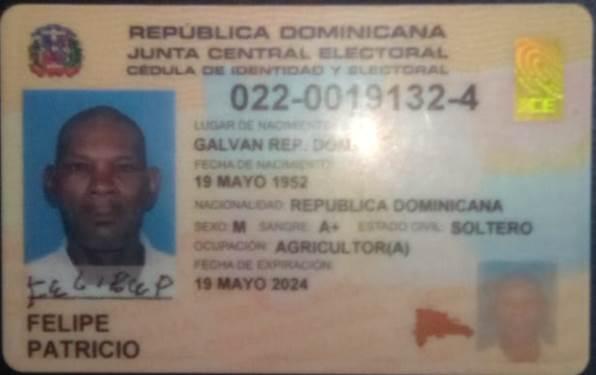 Hombre de Galván muere atropellado por conductor camión en Barahona
