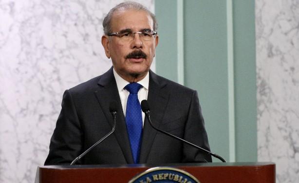 Danilo da señales claras que el gobierno está resuelto enfrentar Covid-19