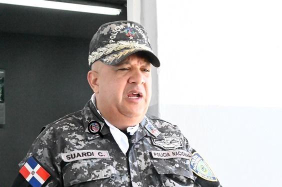 General Suardi Correa elogia comportamiento ciudadano