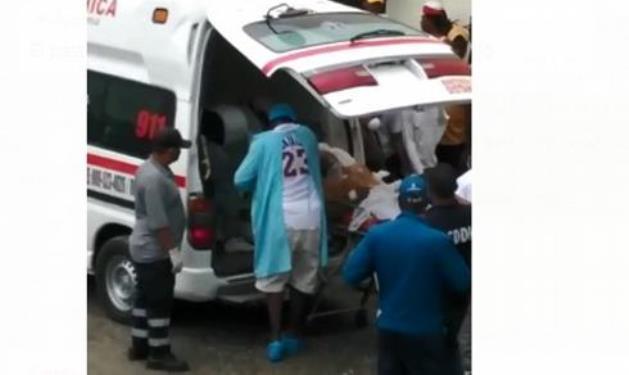 Policías matan pastor evangélico sentado frente a iglesia y a un joven