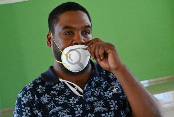 Wilkin en casa por «sospechas» coronavirus