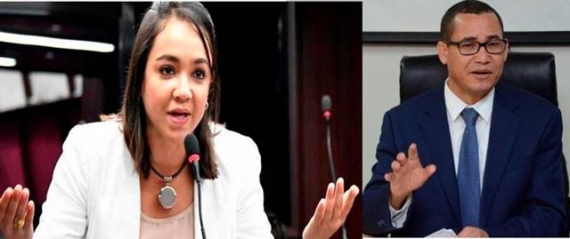 Faride descarta a Olivares: «tiempo de apolíticos y apartidista»