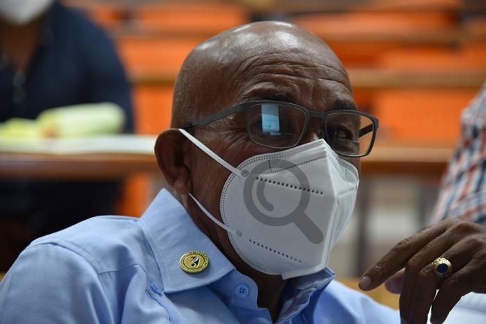Don Williams Ayala sufre ACV